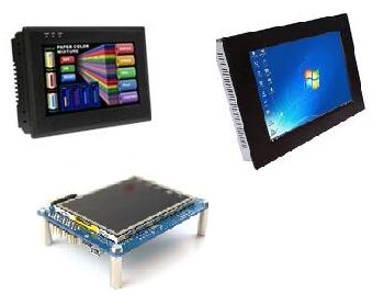 touch screen small